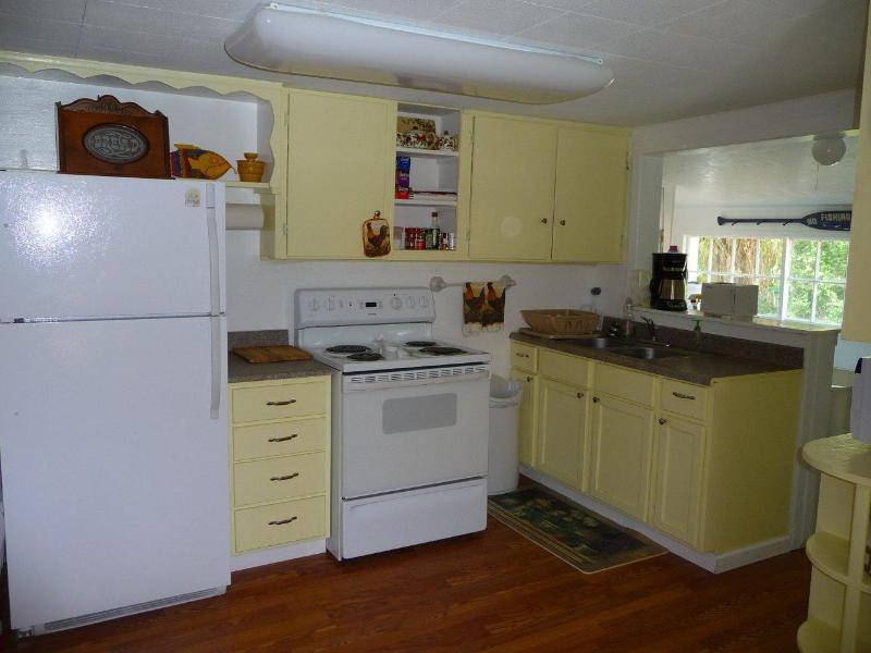 Burney Creek Cottage, vacation rental in Burney