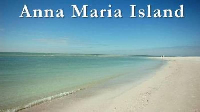 Anna Maria Island endlosen Strand