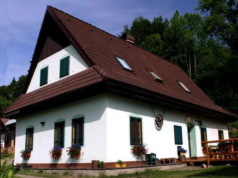Mountain cottage Stara Horaren, vacation rental in Kosice Region