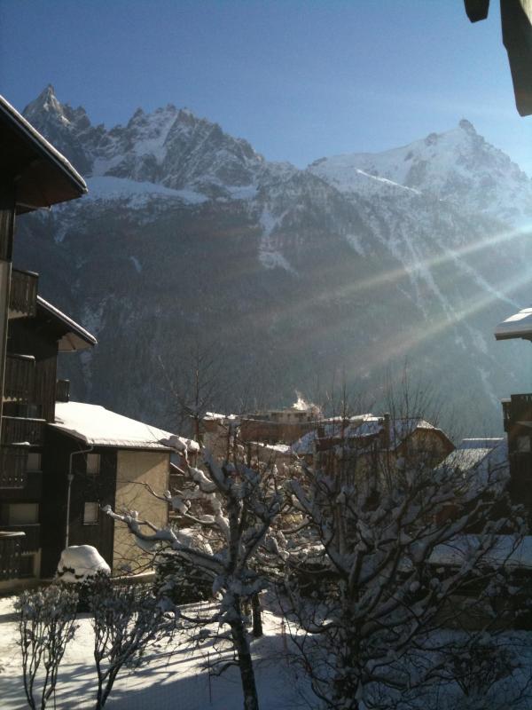 First skiing weekend in December