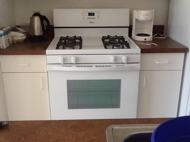 New cooker range
