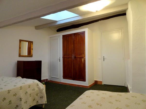 De slaapkamer