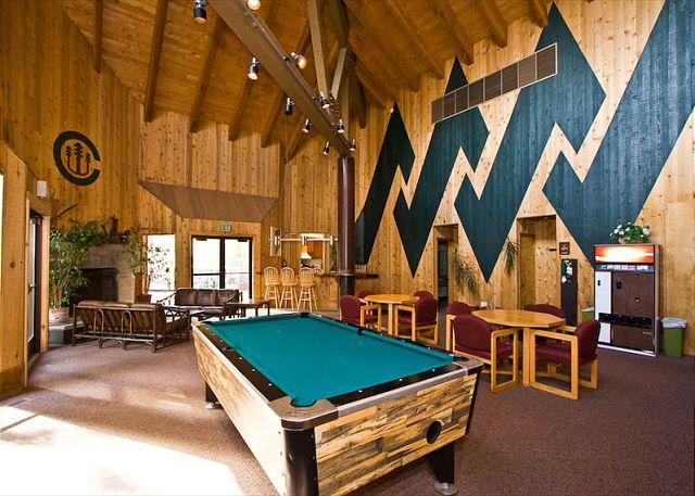 Recreation Center and Lodge