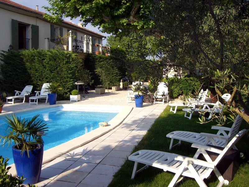 Les Platanes, vacation rental in Saint Andiol