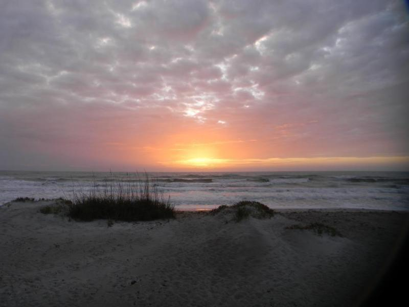 Sunset on Cocoa Beach