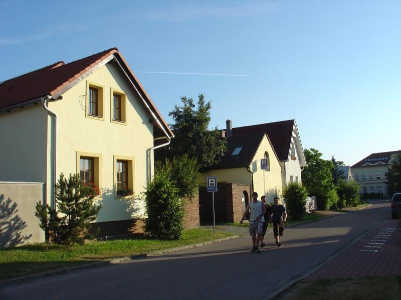 Pension Camp Prager, holiday rental in Jiloviste