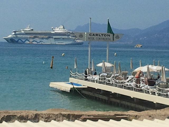 @2' walk, Cannes beaches