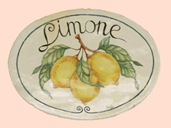 Pottery of 2rooms suite Limone