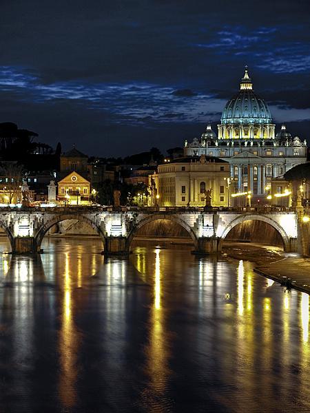 Surrounding area: Vaticano