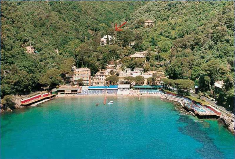 Villa Ucelli, holiday rental in Portofino
