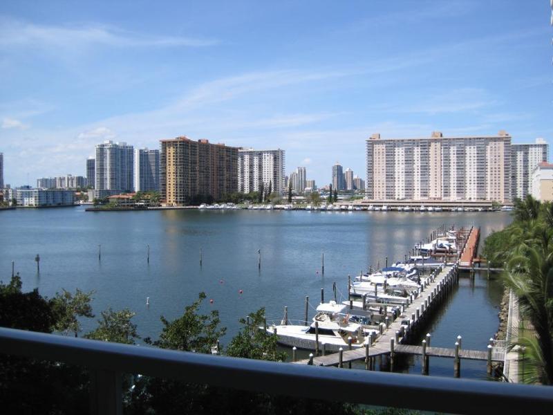 Condo Balcony Intracoastal Bay View