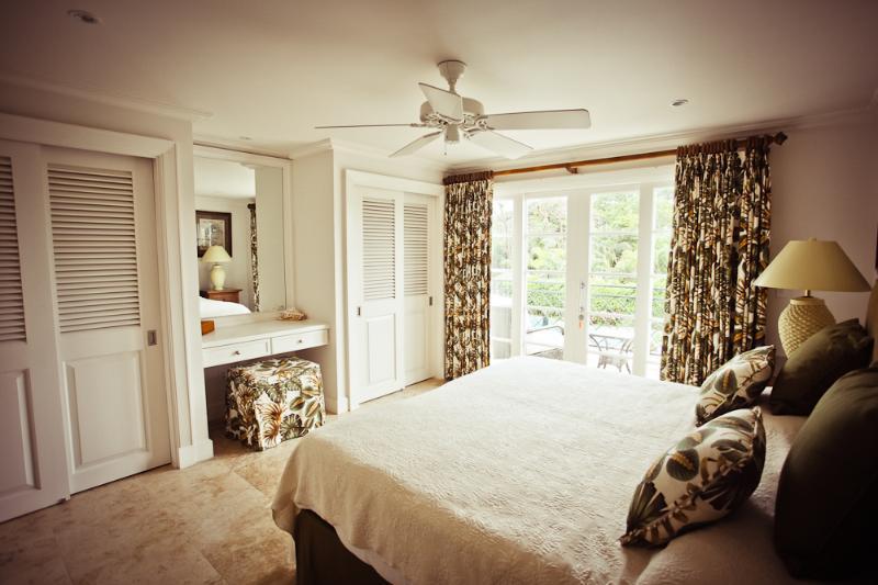 3rd bedroom with balcony en suite