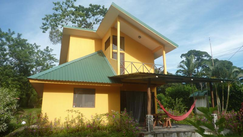 House for vacational rental Wansemol Eco-Lodge – semesterbostad i Province of Heredia