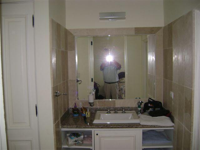 Baño parcial 1