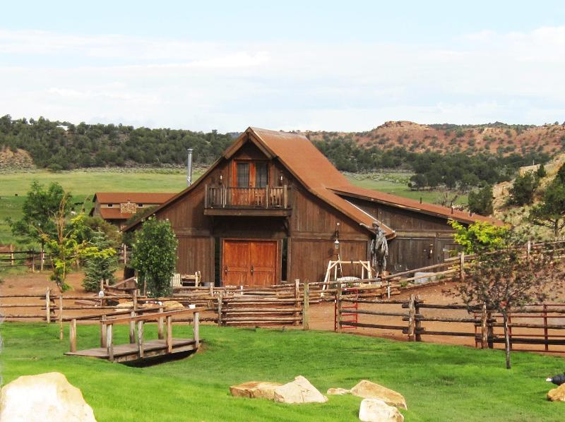 The Ranch at Elk Valley, location de vacances à Lyman