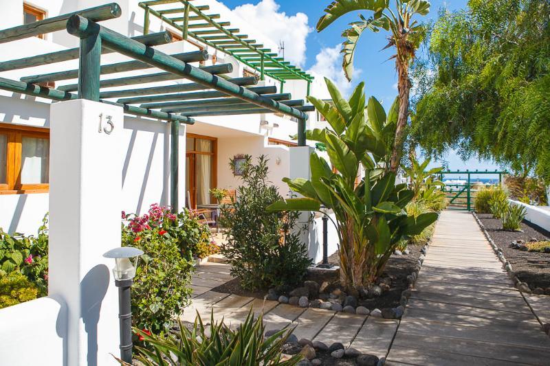 Villa Charco del Palo, alquiler de vacaciones en Charco del Palo