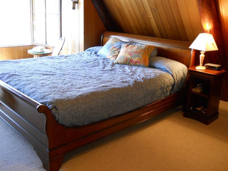 Hermeticidad cama en altillo inferior