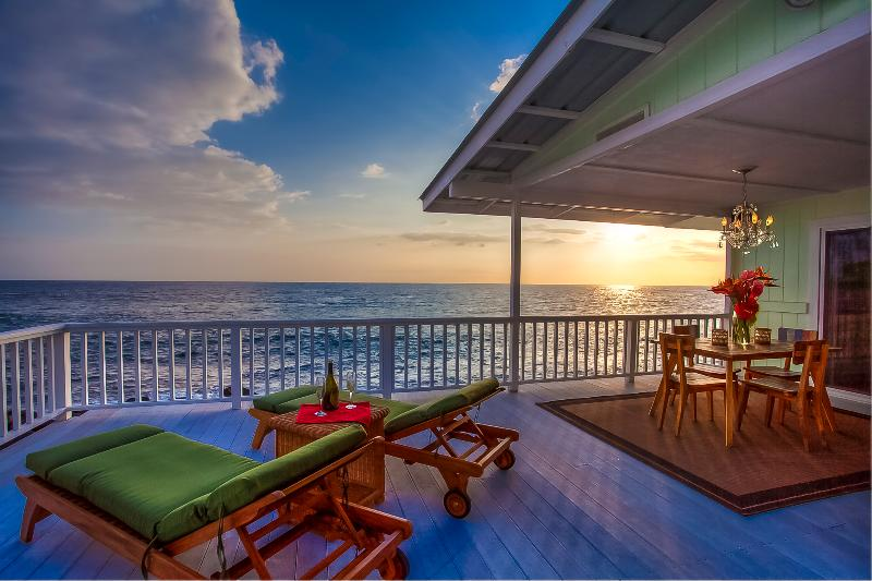 Spectacular Oceanfront Views
