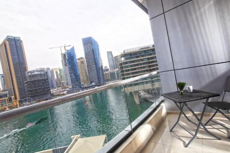 Lux 1BR Apartment  Dubai Marina View BCW 512, vacation rental in Dubai
