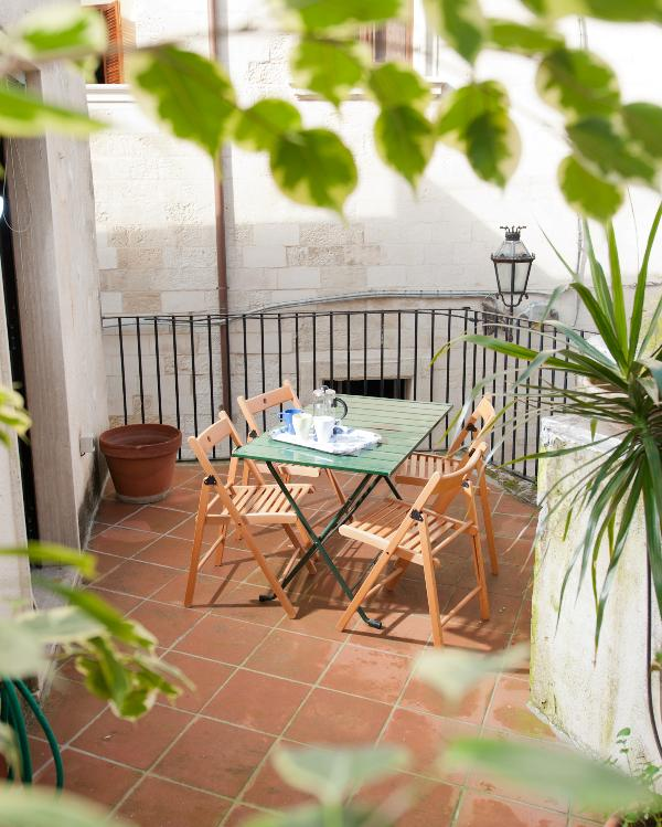 balcon terrace