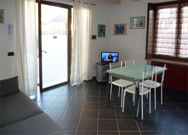 Finetti, holiday rental in San Pancrazio