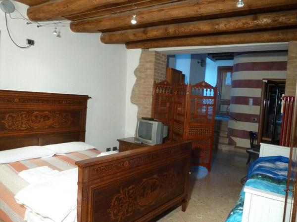 FONTANA Rì, holiday rental in San Pancrazio