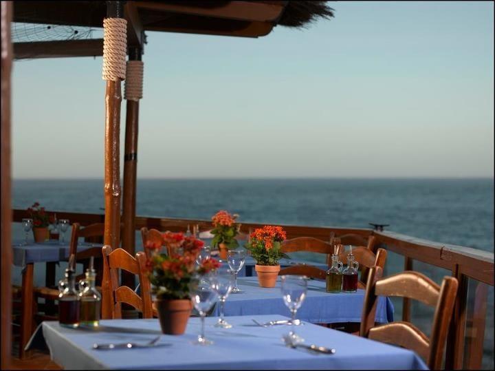 La Cala Private beach restaurant