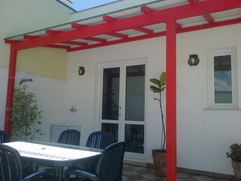 Suites just 300 meters from the beach, vacation rental in Ugento