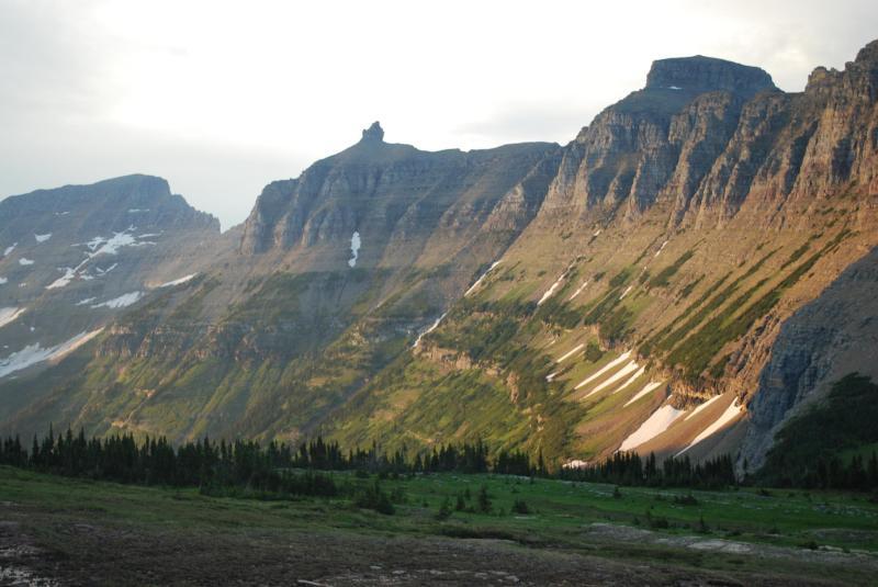 Godetevi la spettacolare parco nazionale del ghiacciaio