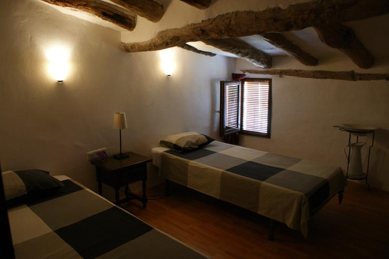 Apartments in the Spanish Pirenees, holiday rental in Peralta de la Sal
