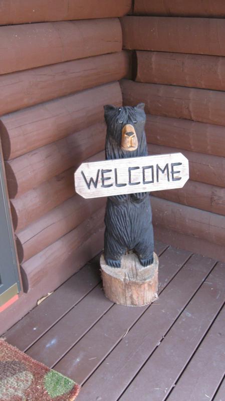 Bienvenue à notre cabine