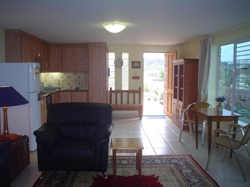 Great sea view, clean & comfortable self catering, holiday rental in Dana Bay