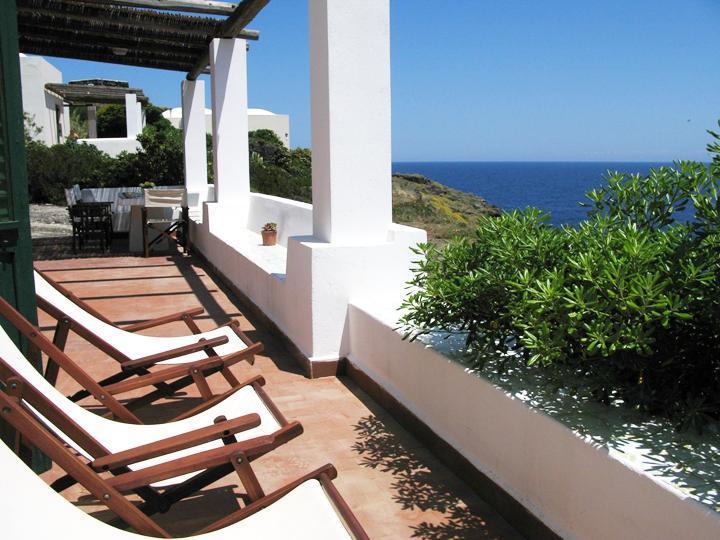 Le Case del Principe Pantelleria - terrace
