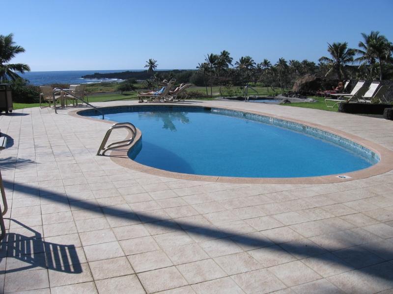 Área de piscina y spa