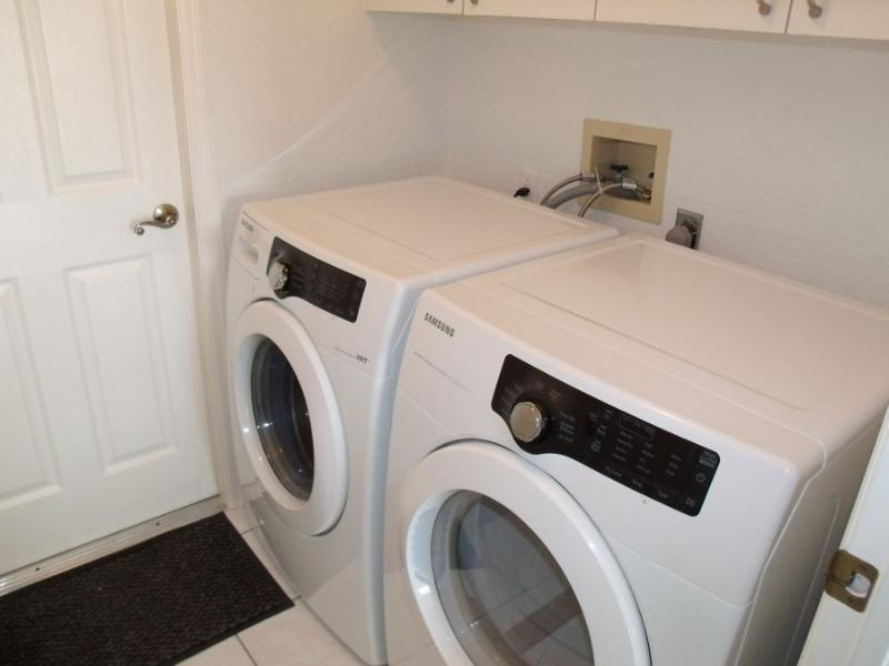 Washer & Dryer / Utility Room
