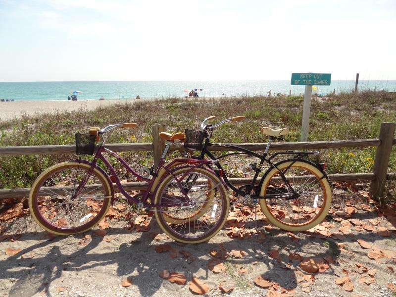 2 bicycles