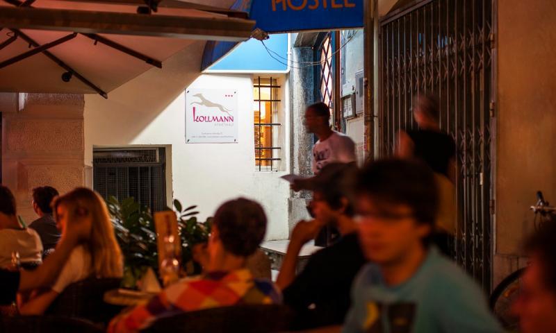 Ljubljana evening