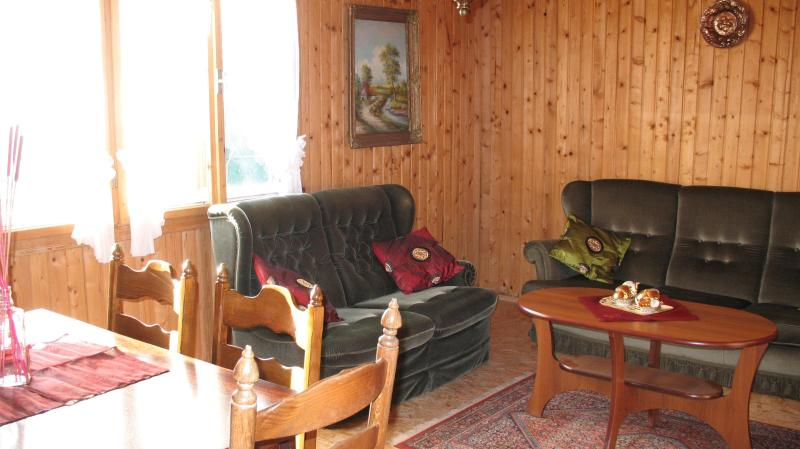 6  person chalet in the center of Transsylvania, vacation rental in Sibiu