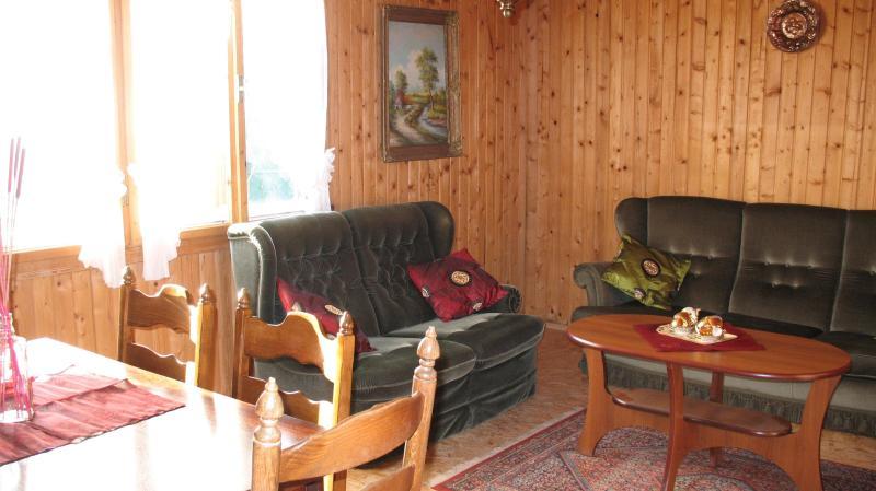 6  person chalet in the center of Transsylvania, location de vacances à Central Romania