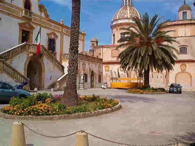 Casa Maria - holiday lettings in Santa Flavia near by Palermo at the Northern coast of Sicily