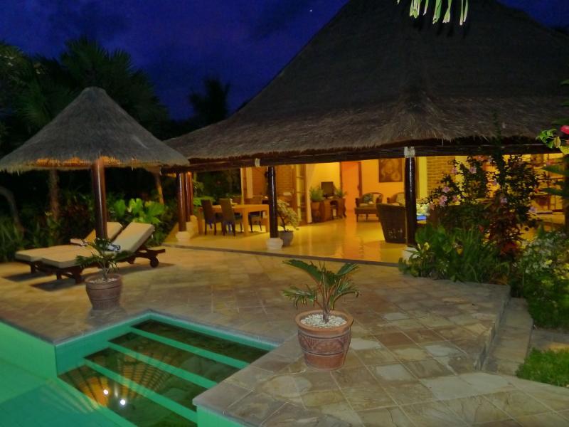 The Bali Sea Villas Staff