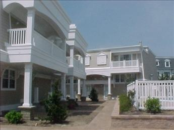 Heritage Triangle 93352, holiday rental in Cape May
