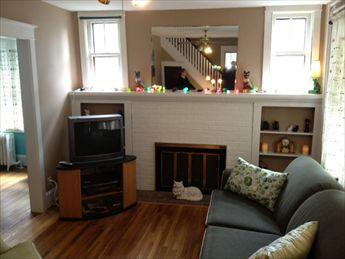 Living Room. TV.