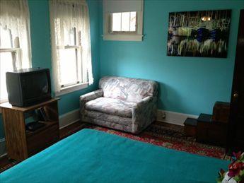 2nd Bedroom. TV. 2nd Floor Front.