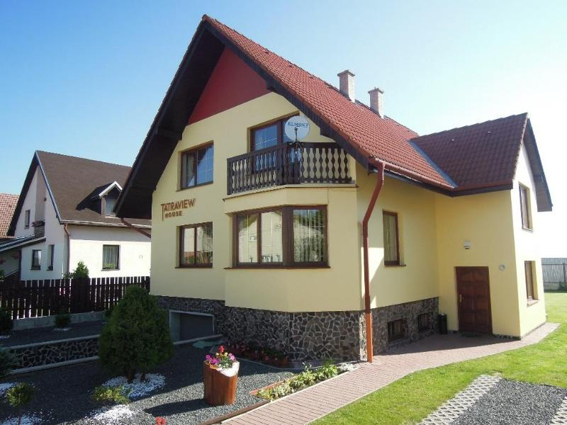 Comfortable accomodation in High Tatras, holiday rental in Velka Lomnica
