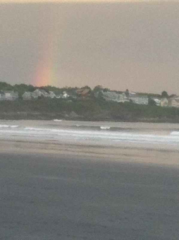 Arenas largo arco iris