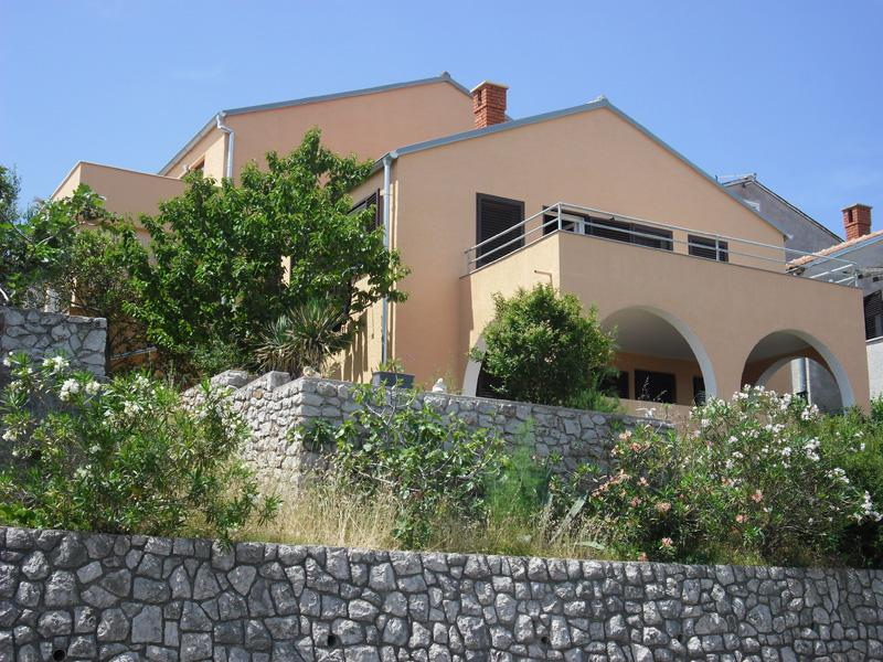 Sea View Apartment with Terrace on Lošinj Island, casa vacanza a Mali Losinj