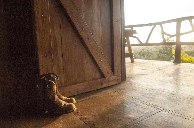 Welcome to Finca Tuete, take your boots off and stay a while.