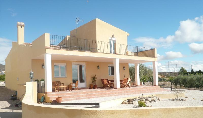 Finca Limonero, holiday rental in Lorca