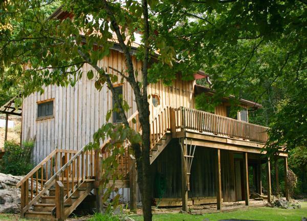 Leatherwood House, holiday rental in Jasper